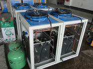 High Efficiency Industrial Air Cooled Chiller With Freezer Overload Protection